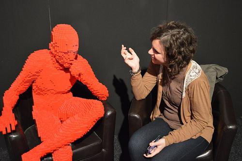 Lego interview