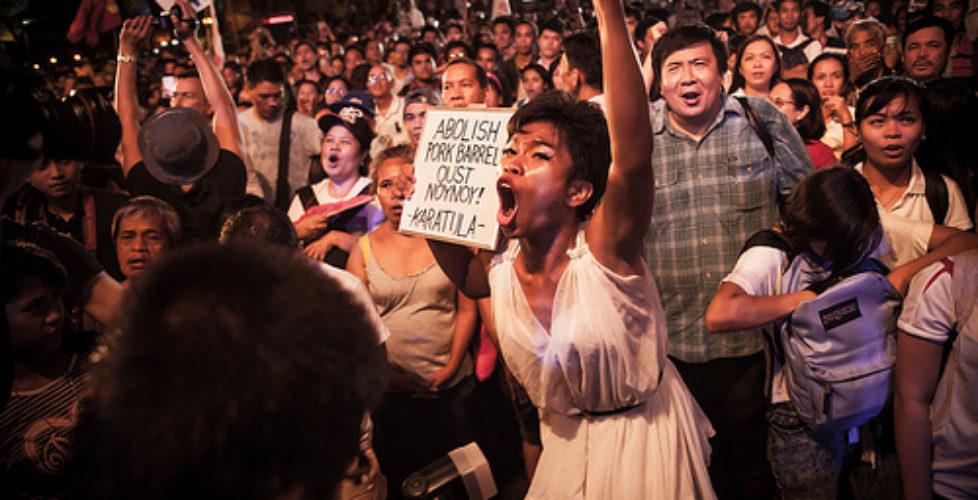 "Million People March or ""NgaNga"""
