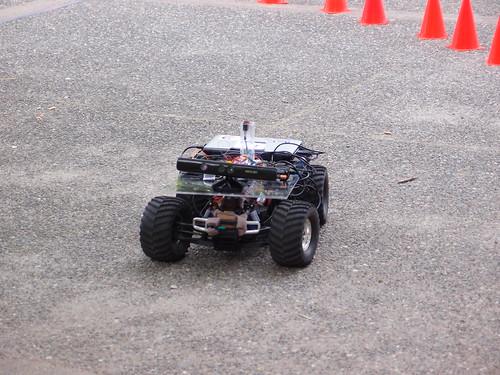 International Autonomous Robot  Racing Competition 2011